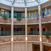 New Mexico State House - The Rotunda