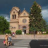 The Cathedral Basilica of St. Francis of Assisi (reworked)