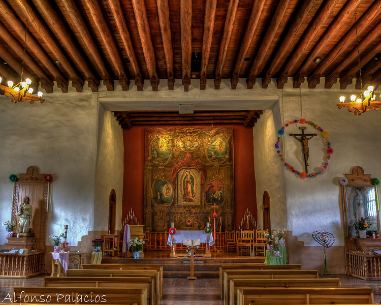 Santuario Guadalupano, Santa Fe, NM