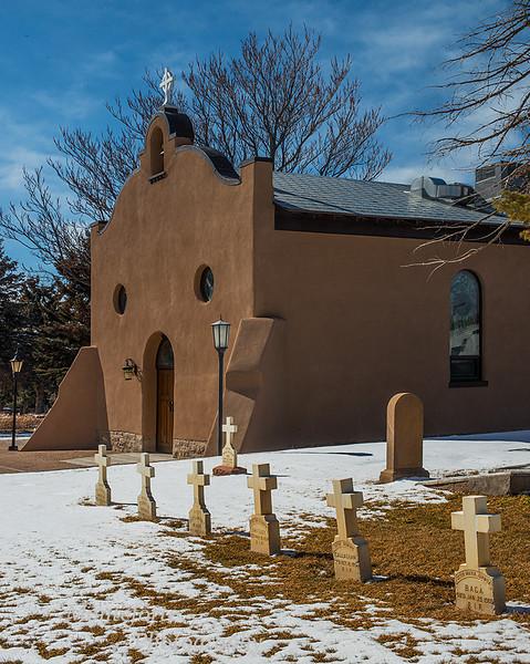 Cemetary Santa Fe NM