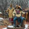 Sculpture Canyon Rd Santa Fe NM