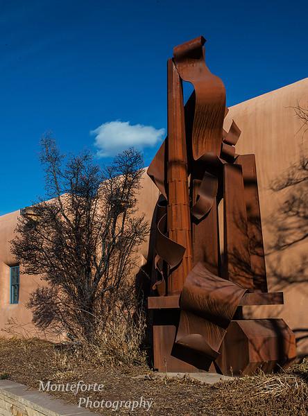 Sculpture Santa Fe NM