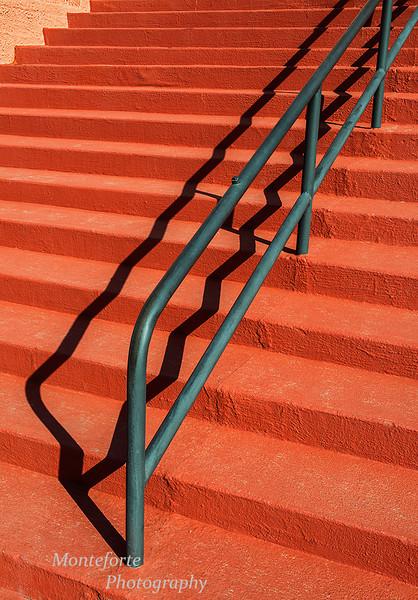 Steps in Santa Fe