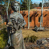 Sculpture Canyon Rd Santa Fe NM