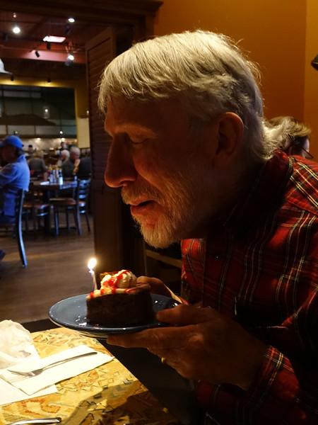 2017-12-27 Celebrating Bob's birthday at Santa Fe Bar and Grill