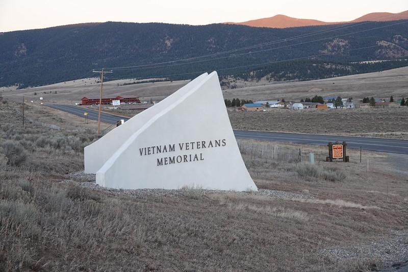 2017-12-28 Vietnam Veterans Memorial State Park Angel Fire NM
