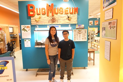 2017-12-27 Bug Museum in DeVargas Center Santa Fe