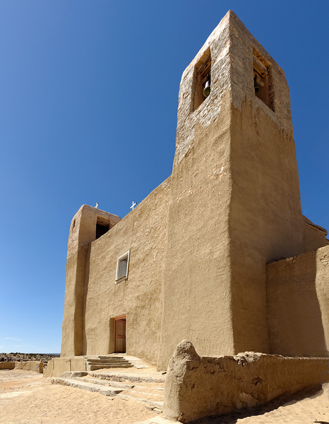 San Esteban del Rey Mission Church, Acoma Pueblo