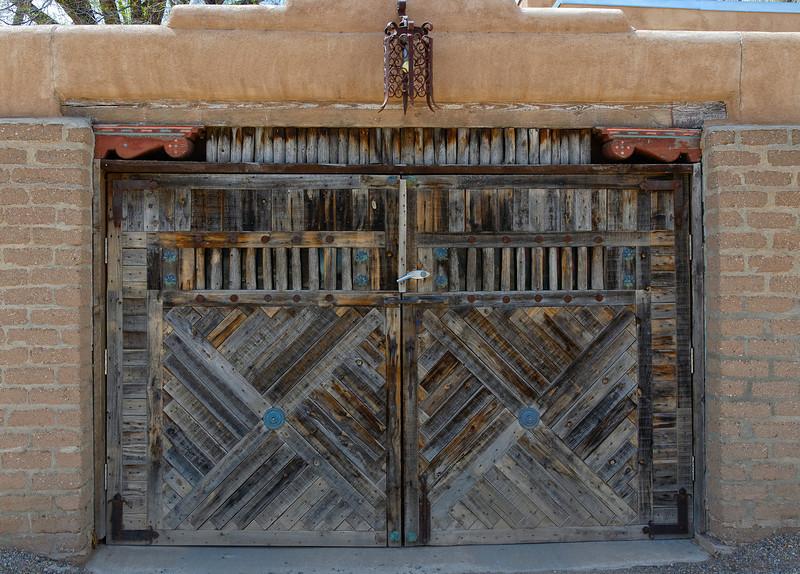 Cerrillos Door