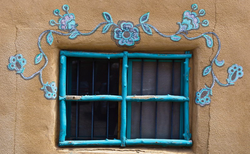 Window, Rancho de Taos