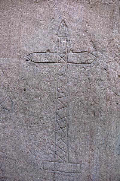 Conquistador Graffiti, El Morro National Monument
