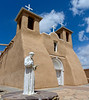 Rancho de Taos, San Francisco de Assis Church