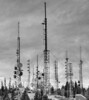 Antenna Farm, Sandia Peak