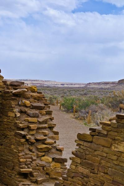 Kin Kletso at Chaco