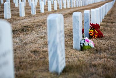 New Mexico veterans cemetery