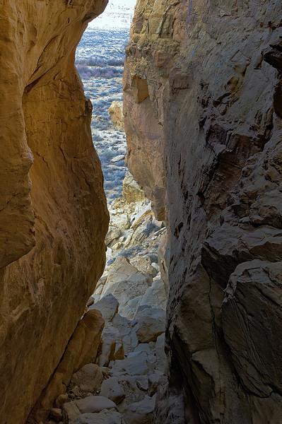 The Pueblo Alto Trail, Chaco