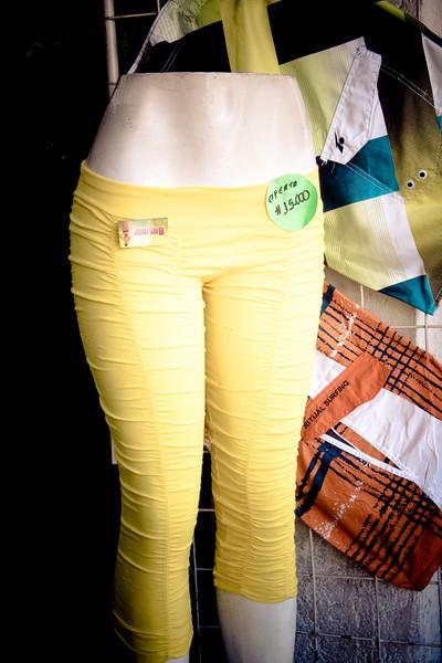 Yellow pants anyone?