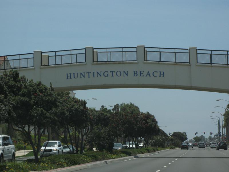 Welcome to Huntington Beach