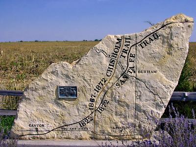 Santa Fe Trail sign DSCN0655
