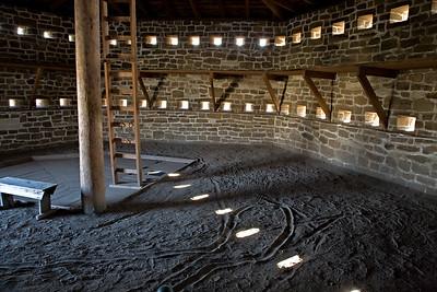 Blockhouse  Fort Larned  _MG_9900