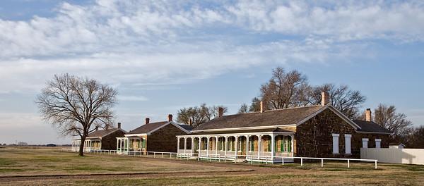 Fort Larned  barracks  _MG_9869