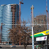 Street scenes and buildings.Santiago de Chile.<br /> Property Release; no.