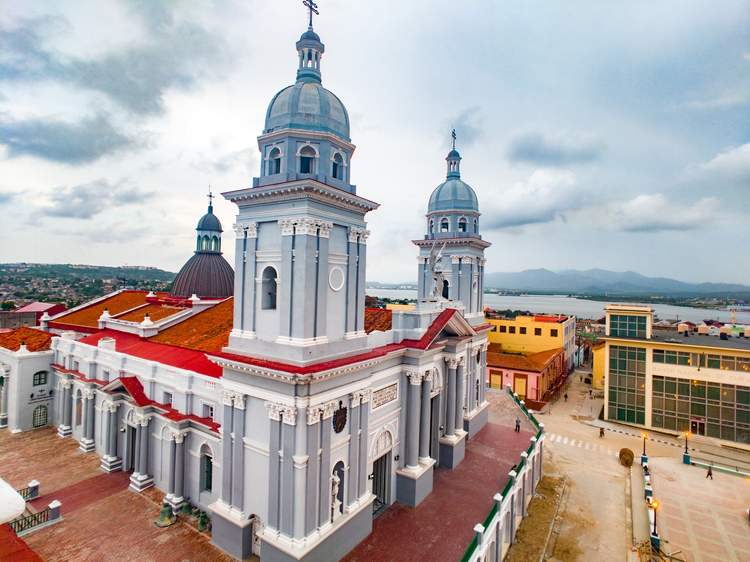Cathedral Basilica of Our Lady of the Assumption in Santiago de Cuba