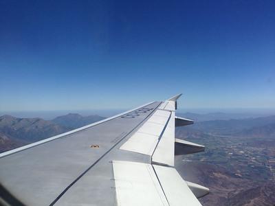 Santiago/La Paz