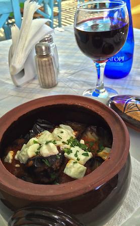 Santorini Food and Wine
