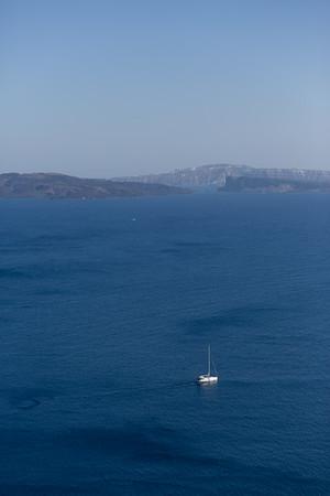 Santorini Greece 2018