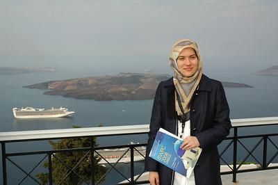 Santorini, Greece, May 08