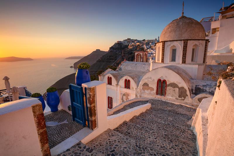 Thira, Santorini.
