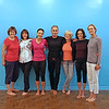 Susannah had done an amazing job planning activities for us in Sao Paulo.  Astrid, Debbie and I joined Susannah and her friends for a Latin dance lesson.  Before 30 seconds had elapsed it was obvious which ones of us weren't from South America.