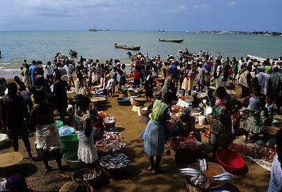 Sao Tomé Island
