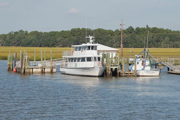 Sapelo - The Island Tour 2012