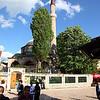 Main mosque in Sarajevo old town (Turkish part)