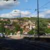 Sarajevo old town (Turkish part)