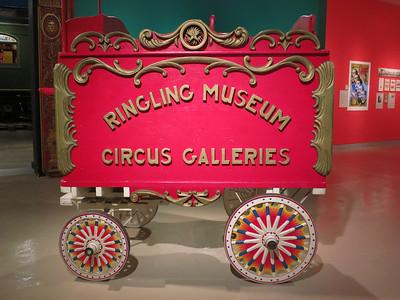 Sarasoto Ringling Circus and Art Museums