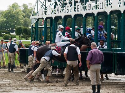 Saratoga Horse Race