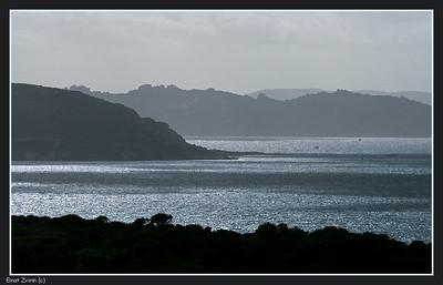 View from Caprera Island, Sardegna
