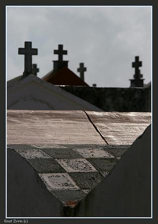 Maritime Cemetery, Bonifacio, Corsica