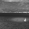 Sailing to Corsica
