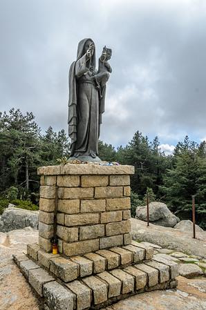 Monte Lumbaro: Madonna on the Summit