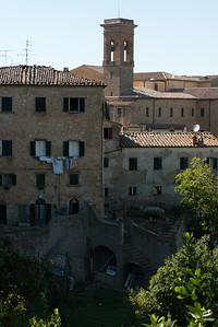 Volterra, historic center