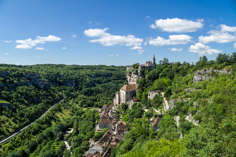 Rocamadour, Dordogne France <br /> Leica M9 + Tri-Elmar f4 MATE