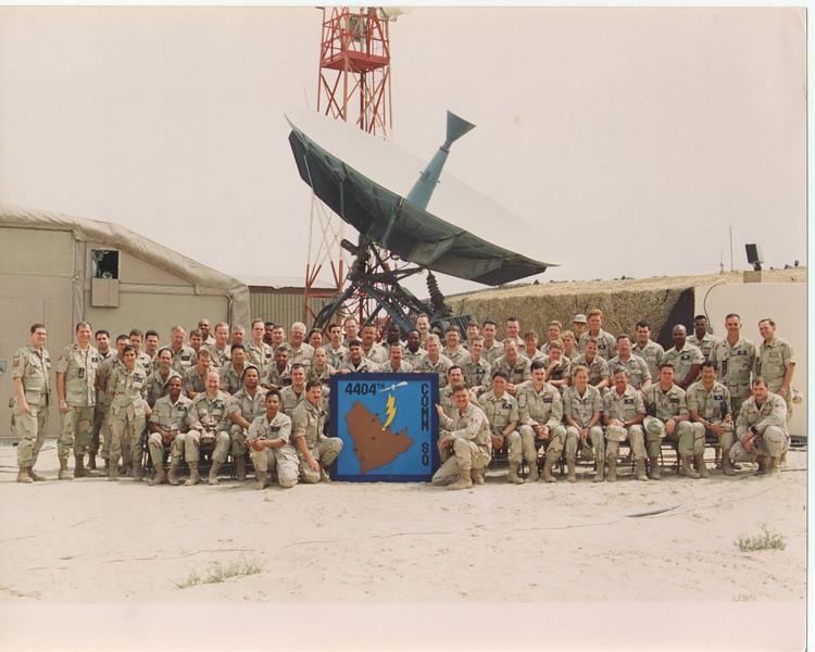 4404th CS, Dharan, Saudi Arabia