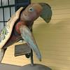 Tybee Island sculpture