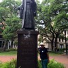 John Wesley arrived in 1736 & stayed nearly two years
