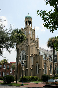Mickve Israel Synagogue - Savannah, GA