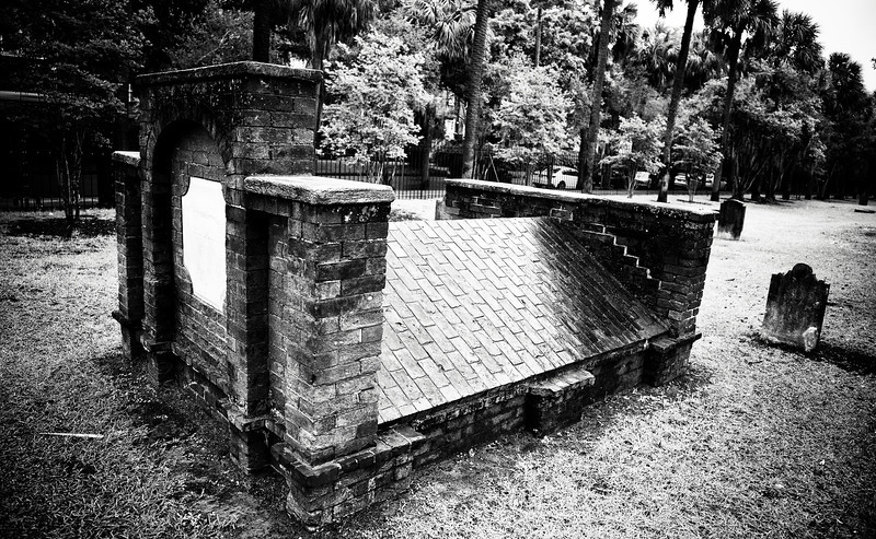 Historic Savannah Cemetary